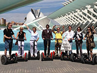 City of Arts and Science Segway Tour