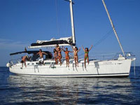 Sailing Charter for Groups