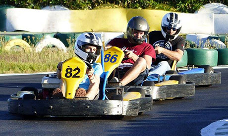 Karting in Valencia border=