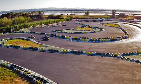 Go-karting in Valencia