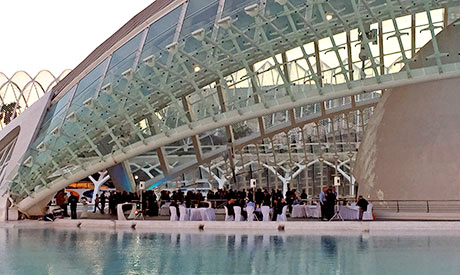 Valencia corporate hospitality events
