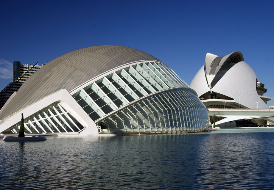 valencia spain city of arts and science