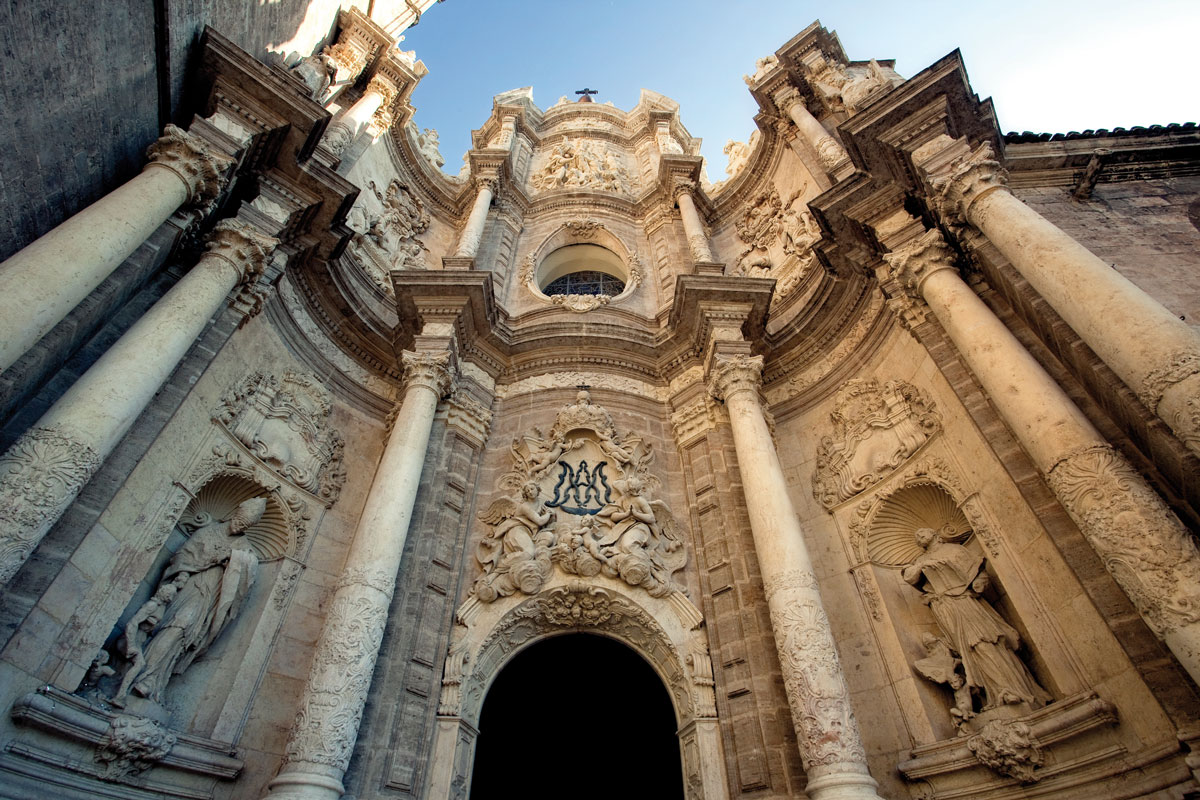 Cathedral Tour Of Spain