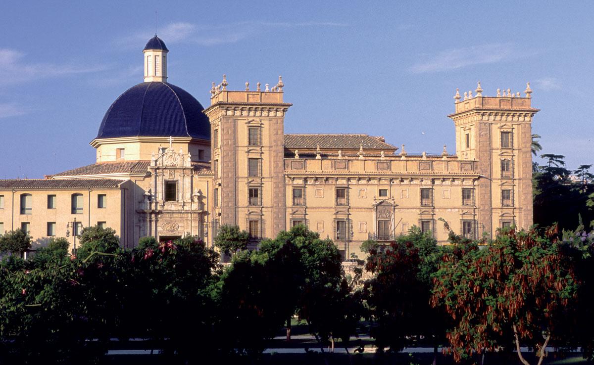 Valencia, Spain - Fine Arts Museum