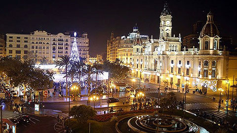 Christmas Spain.Valencia Spain Things To Do At Christmas In Valencia