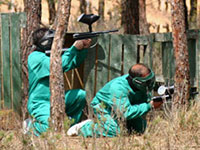 Valencia Paintball Tour