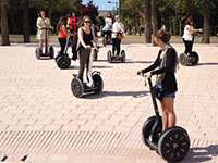 Segway Port and Beaches Tour in Valencia