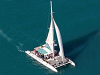 Catamaran Sailing Tour