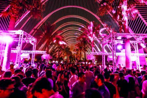 Umbracle Nightclub Vip Passes Very Valencia