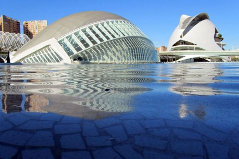 City of Arts and Science Segway Tour - Very Valencia